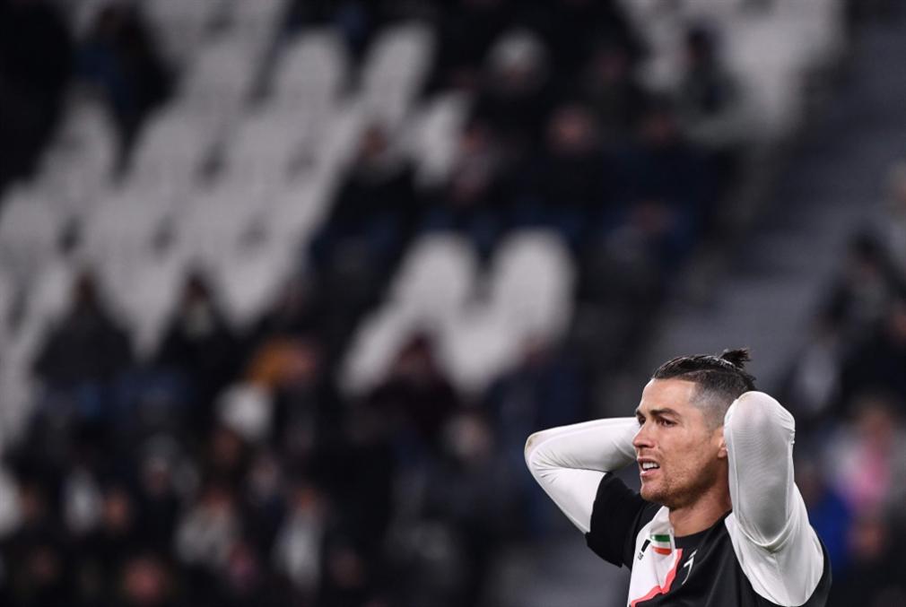رونالدو لاعب الشهر في يوفنتوس