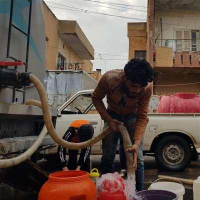 بوادر انفراج في أزمة مياه الحسكة