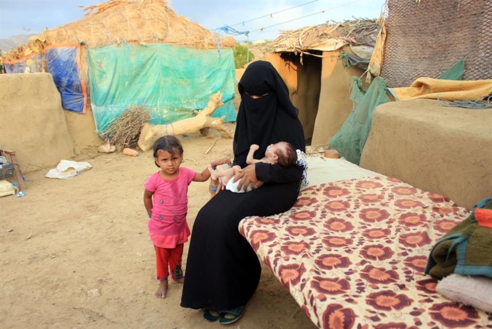 تلغيم مخيّمات النازحين في مأرب: صنعاء لا تستعجل الحسم