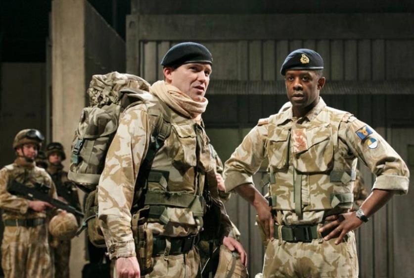بريطانيا: المسرح الوطني في المنزل