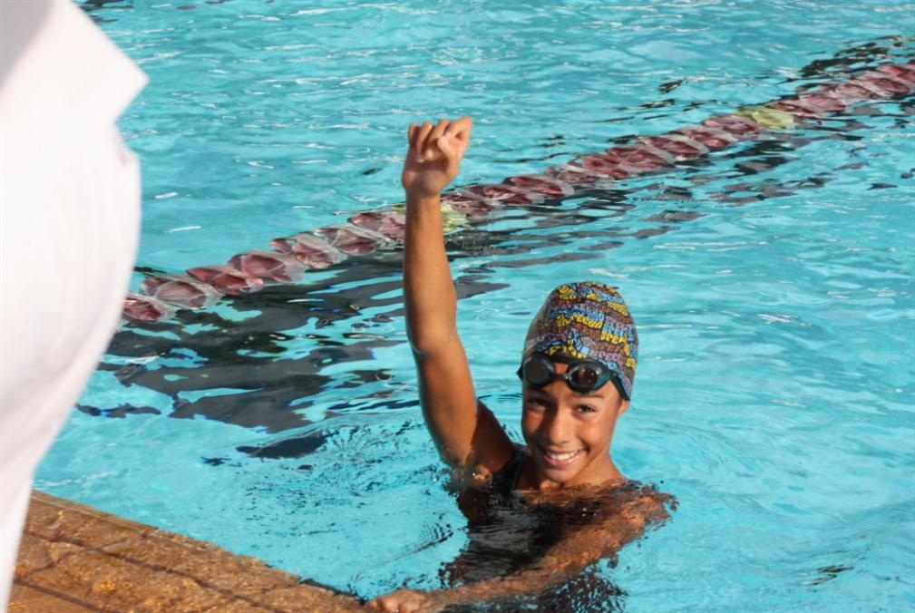 اتحاد السباحة يكرّم بطلاته وأبطاله