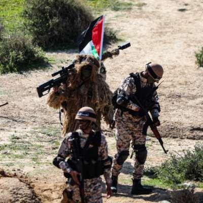 مناورة «الركن الشديد»: غزة ليست الحلقة الأضعف