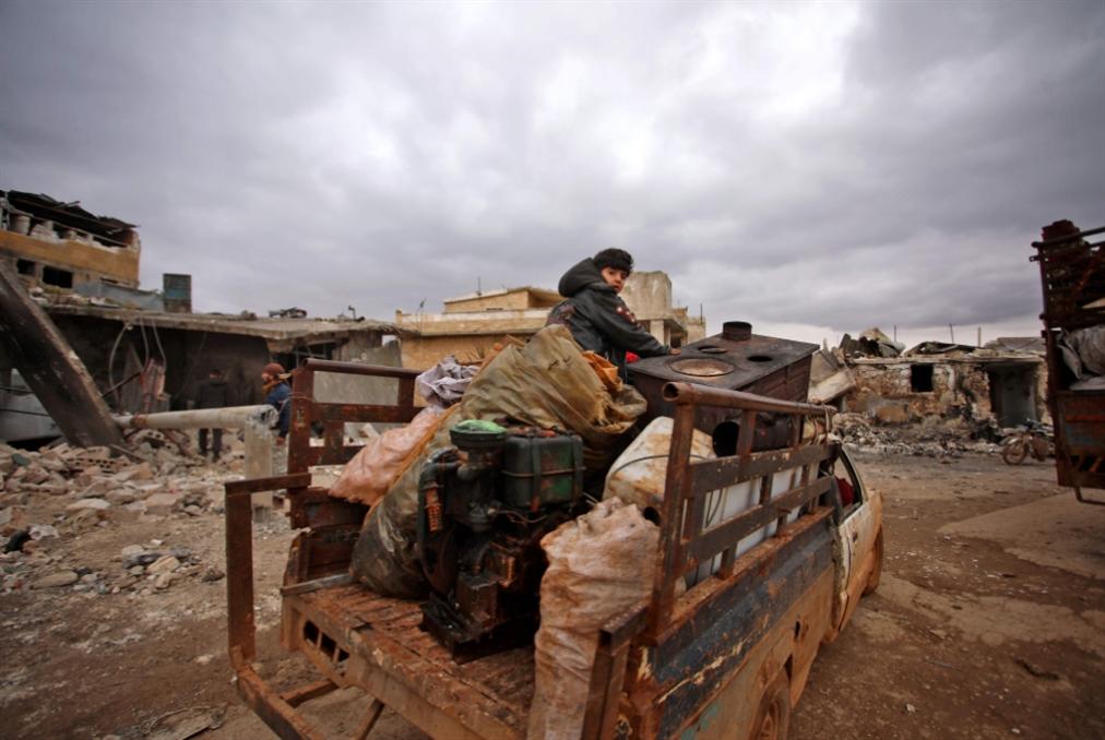 أول هجوم على حلب منذ سنوات: الهدنة نحو الانفراط؟