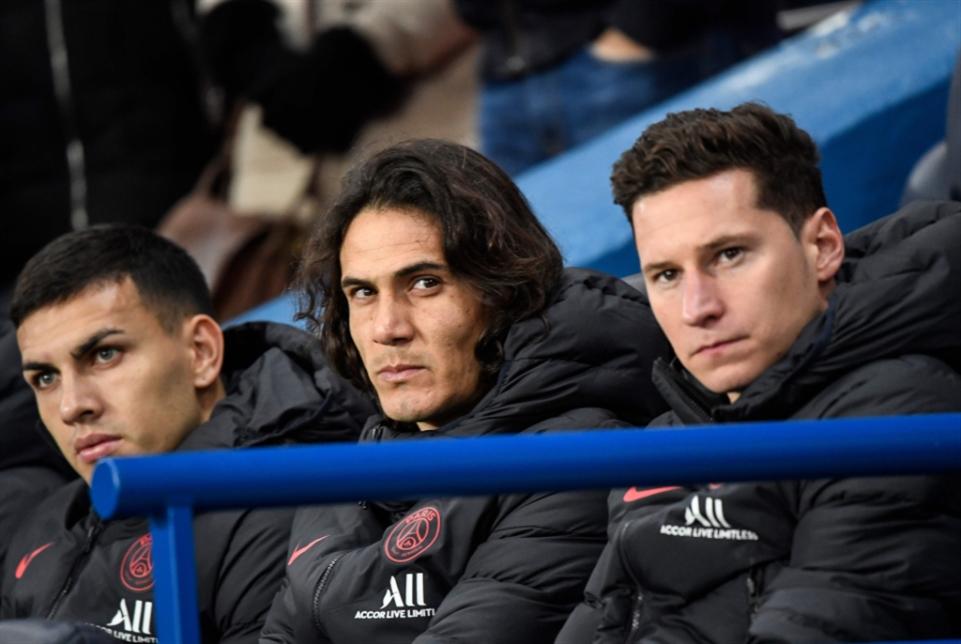 سيلفا رفض ريال مدريد واليونايتد يريد خطف كافاني