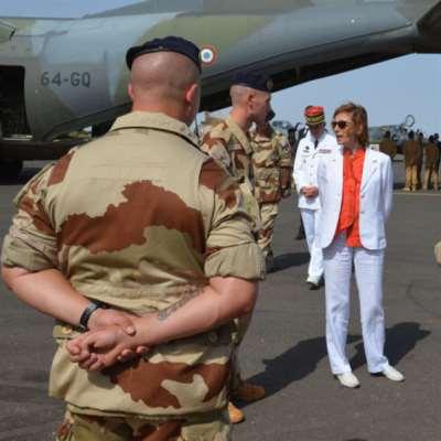 مساعٍ فرنسية لإقناع واشنطن بإبقاء قواتها في أفريقيا