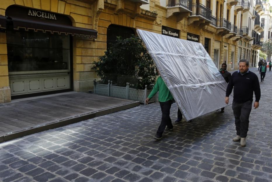تسكير عشرات المحالّ في «بيروت سوكس»: «الأسواق» مُقفلة أمام المُتظاهـرين فقط؟