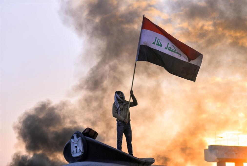 واشنطن وطهران في العراق