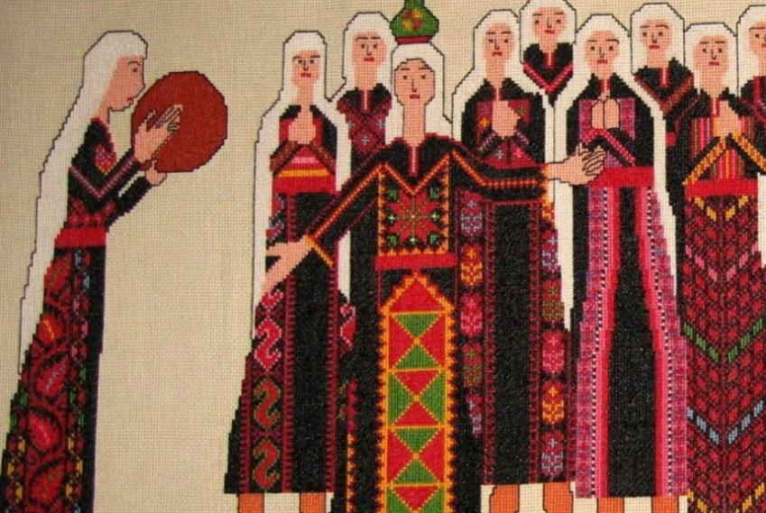 «حسّفراح» على النت: تراث فلسطيني وأردني