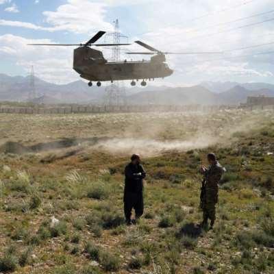 «طالبان» تعلن عن تحطّم طائرتين أميركيتين في أفغانستان... إحداهما تحمل ضباط استخبارات