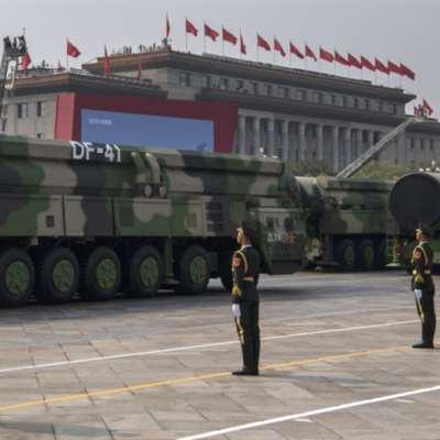 دراسة | الصين ثاني أكبر دولة منتجة للأسلحة بعد الولايات المتحدة