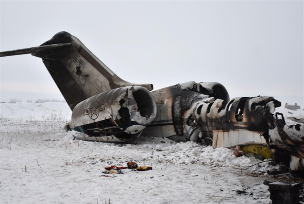 أفغانستان | «البنتاغون» يحقق في هوية القتلى في «طائرة غزنى»