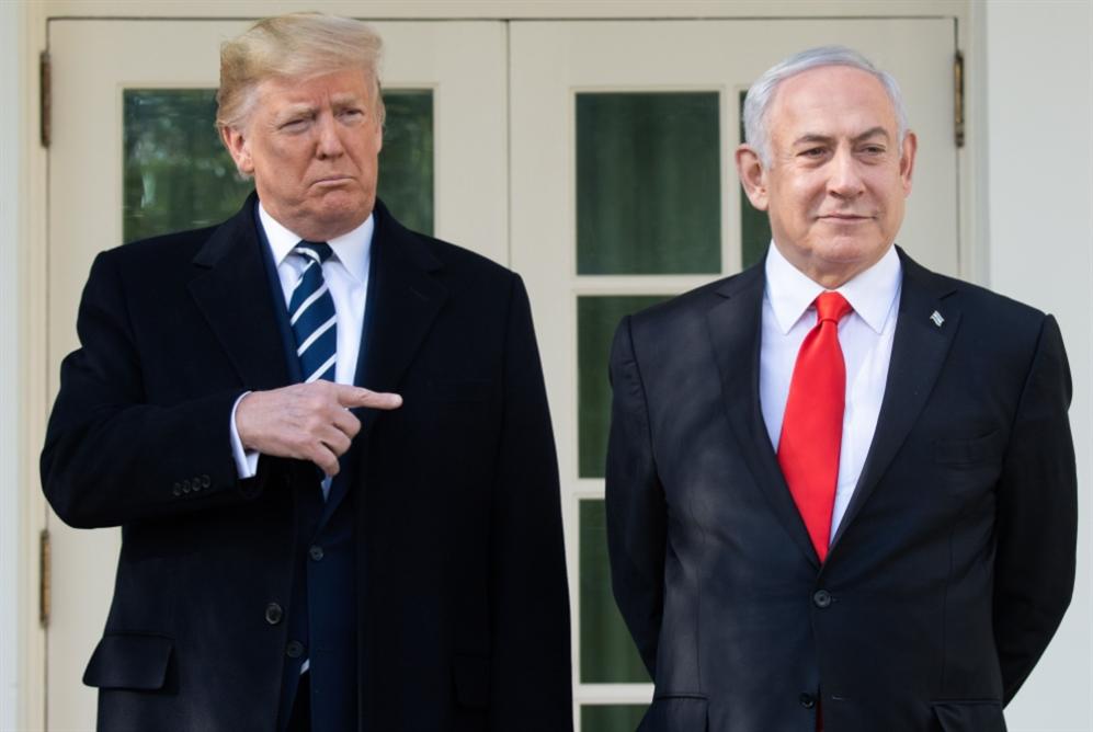إسرائيل «سعيدة»... وتستعد لضمّ الأرض الفلسطينية