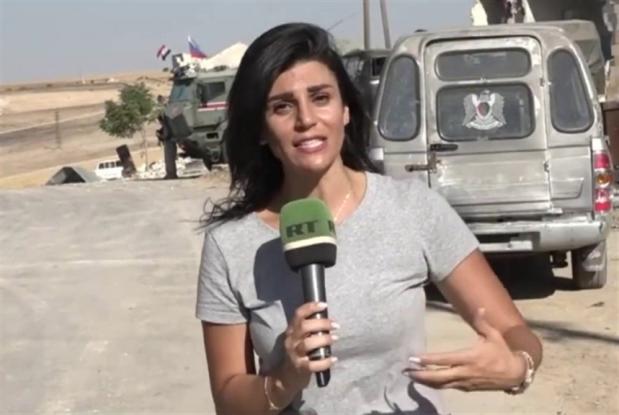 إصابة وفاء شبروني في معرّة النعمان