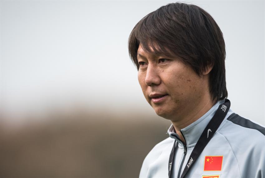 لي تاي مدرباً لمنتخب الصين