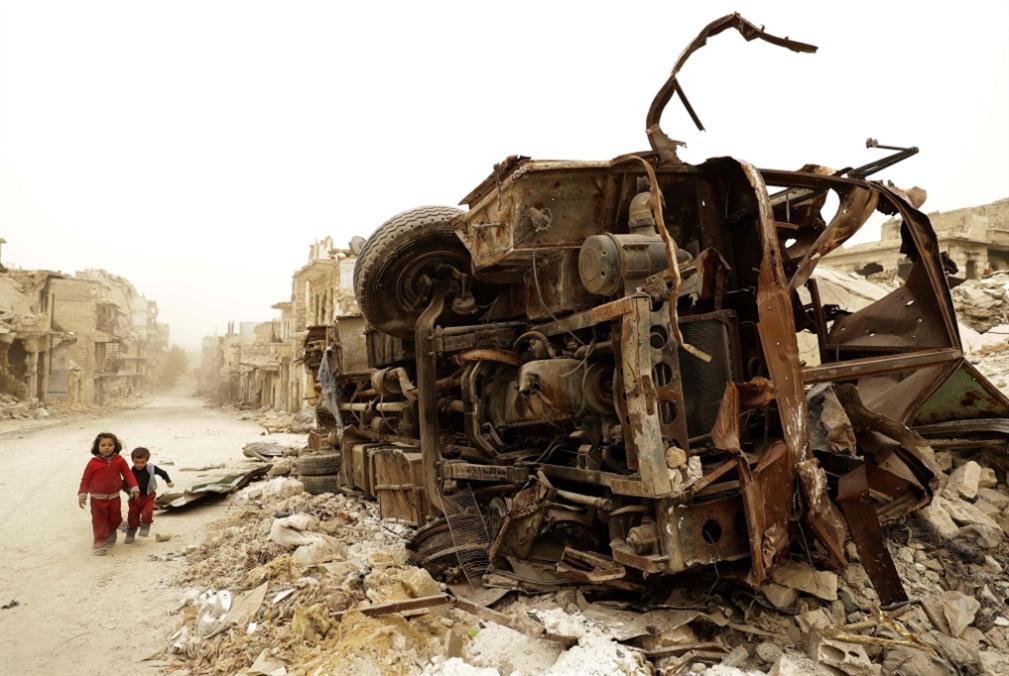 مصائد الإرث القاتل: الألغام تصطاد السوريين