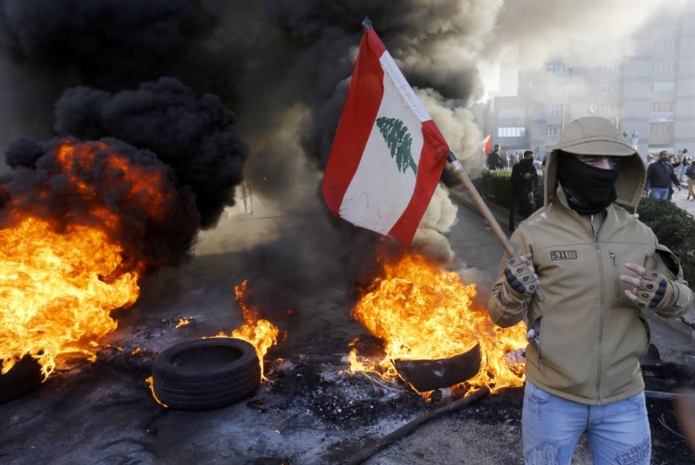 أميركا ستهبّ لنجدة فاسدي لبنان: إنقاذُ النظام