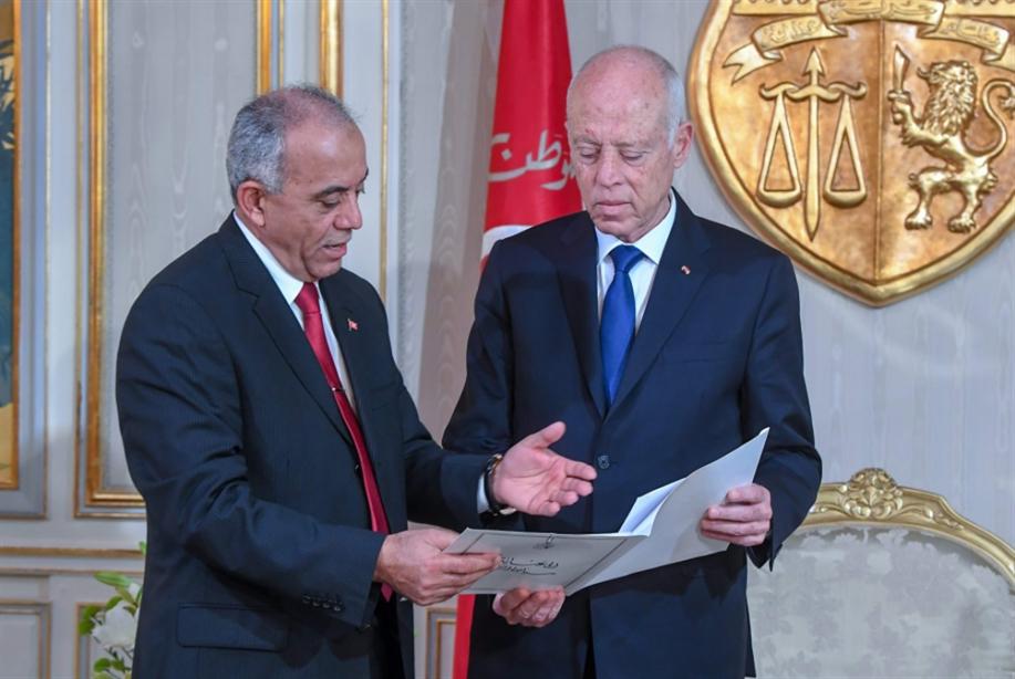 تونس | سعيّد يوقّع على التشكيلة الحكومية: نحو مساومات برلمانية