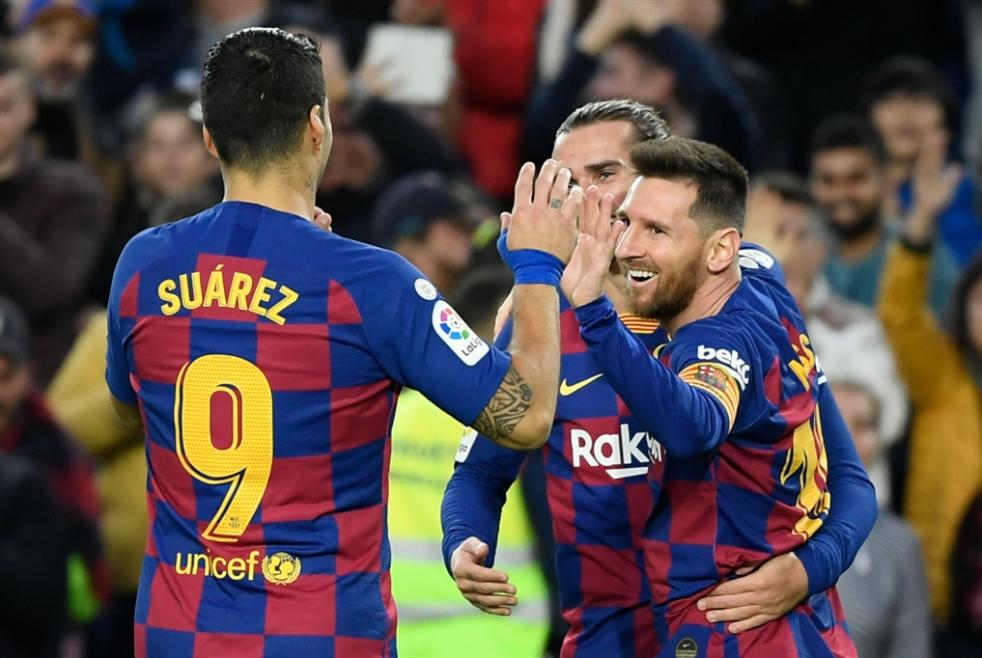 عجلة الدوري تعود إلى الدوران: اختباران صعبان لبرشلونة وريال مدريد