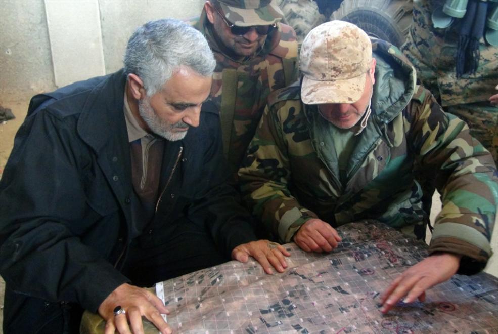 «الجنرال»:  سنهزم أميركا في سوريا
