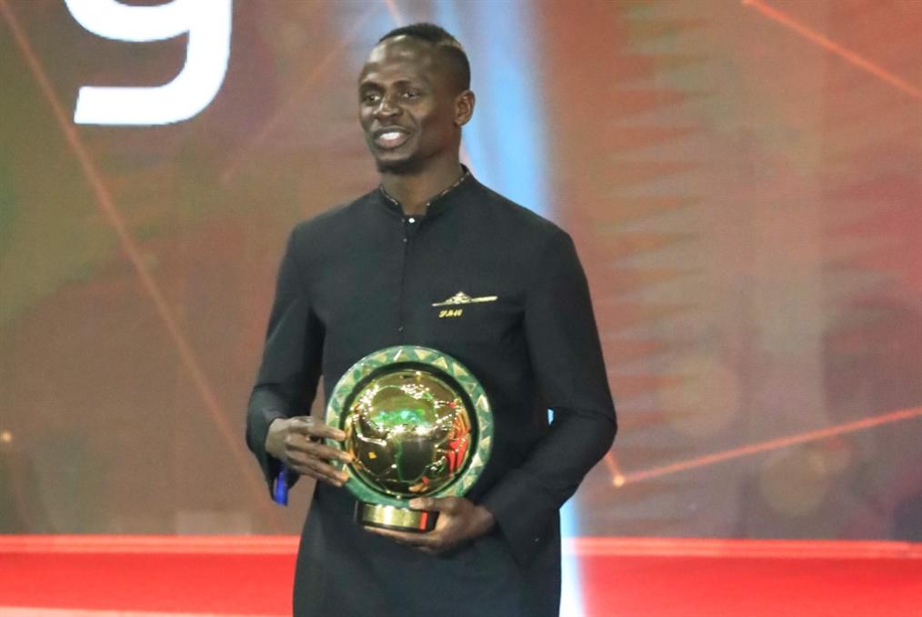 مانيه أفضل لاعب أفريقي لعام 2019