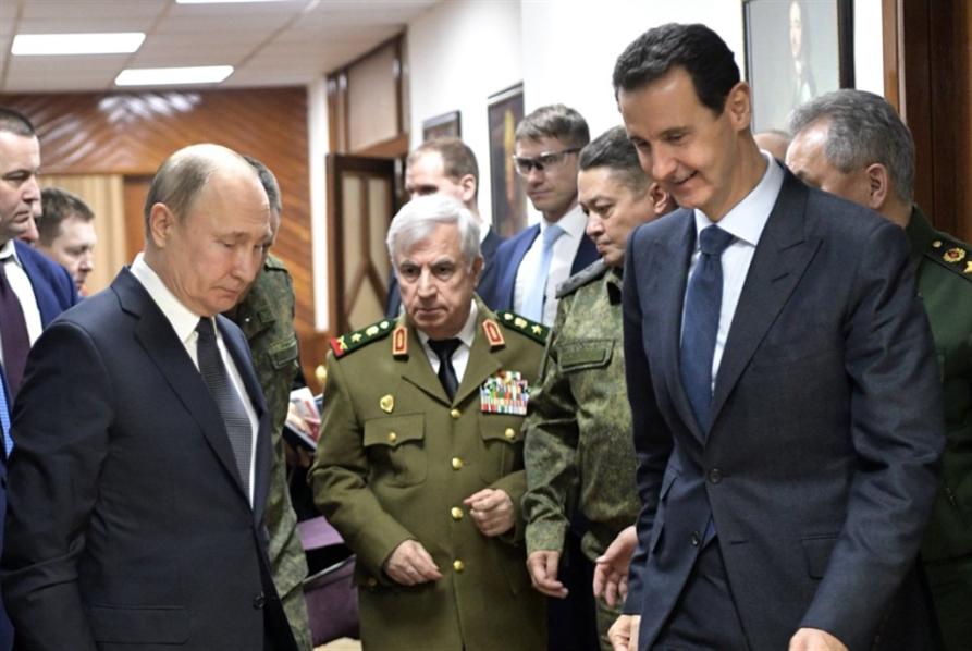 تويتر يغلق صفحة الرئاسة السورية