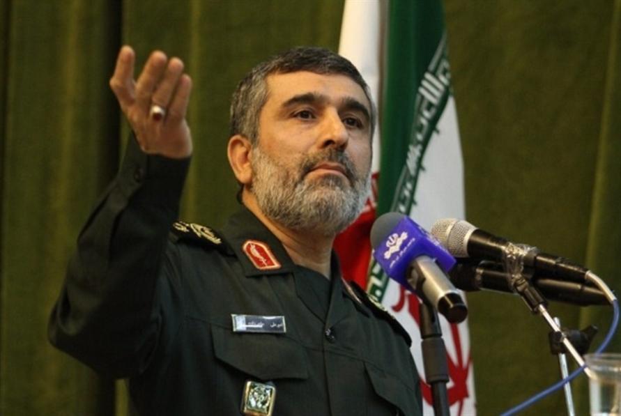 قائد القوة الجوفضائية الإيرانية: الردّ التالي سيغيّر وجه المنطقة