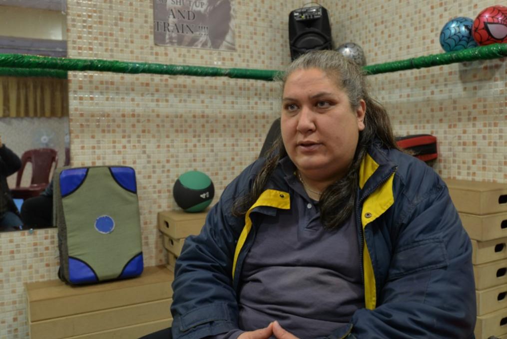 الملاكمة عزة عطورة: «عزّة المجتمع من عزّة الأفراد»