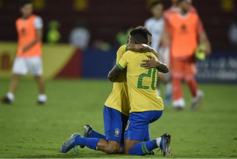 البرازيل إلى أولمبياد طوكيو
