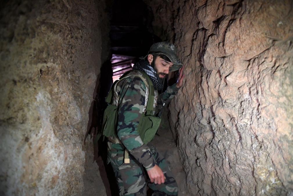 الجيش يؤمّن المناطق المحرّرة