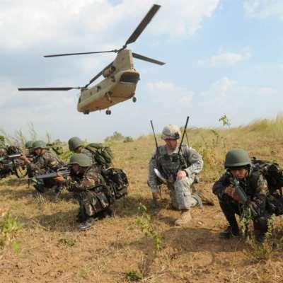 الفيليبين تنوي الانسحاب من معاهدة عسكرية مع الولايات المتحدة