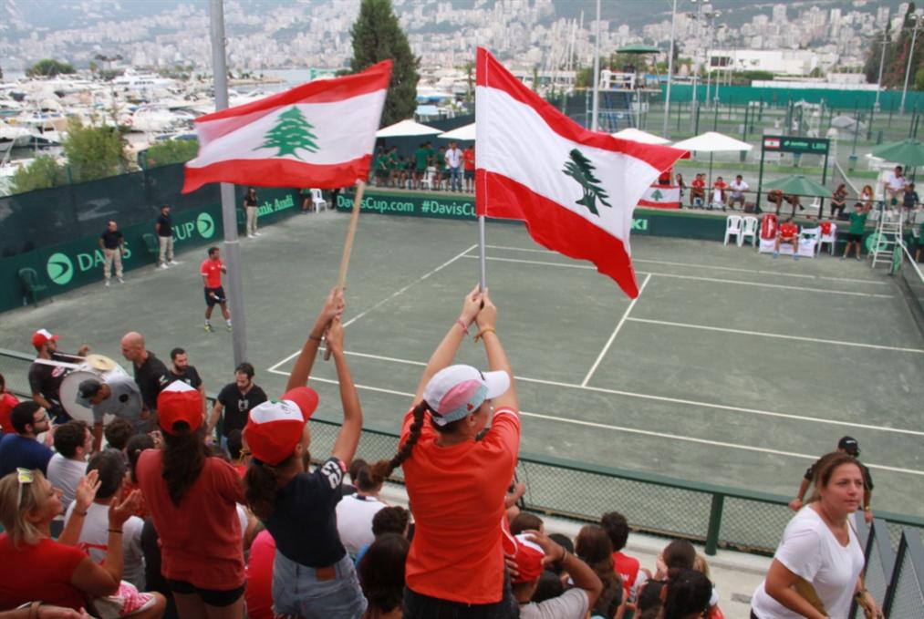 لبنان يستعد لمواجهة تايلاند الشهر المقبل
