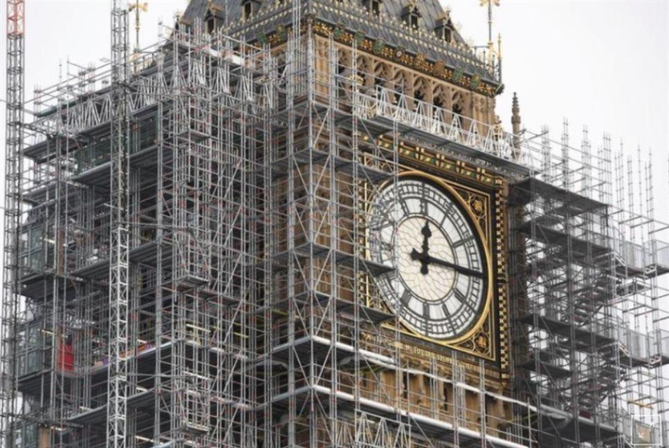 لندن: ارتفاع تكاليف ترميم برج «بيغ بن»