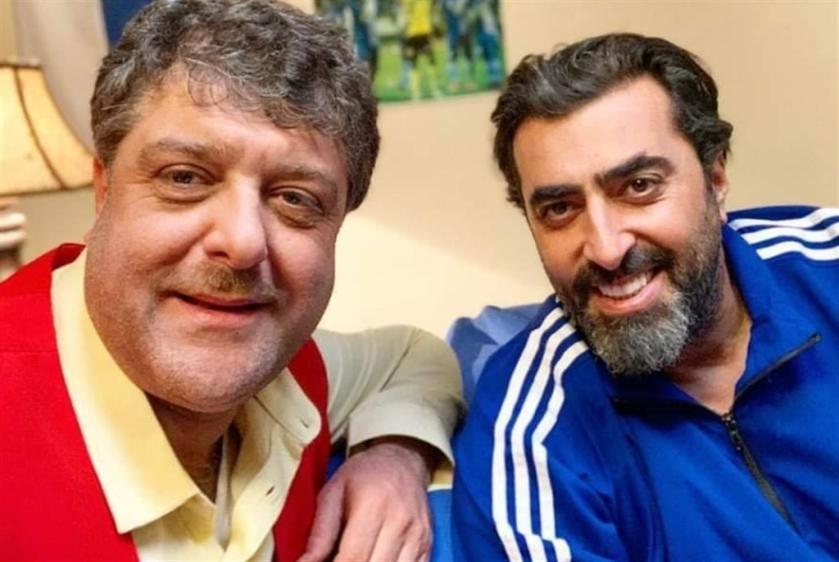 باسم ياخور يدعم فادي صبيح لـ«نقابة الفنانين»
