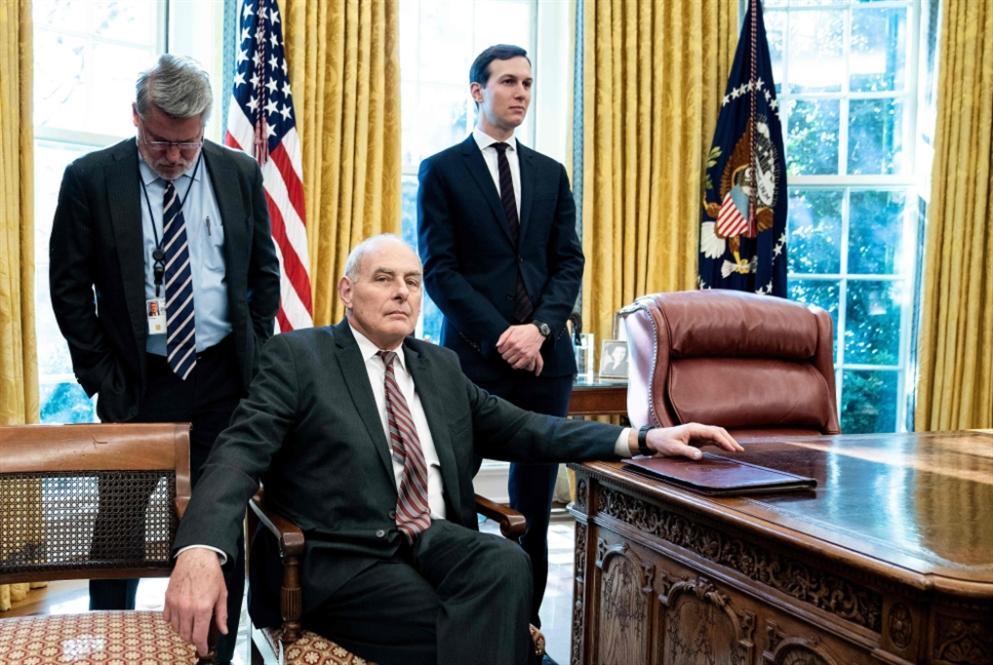 بعد بولتون.. كيلي يكشف خلافاته مع ترامب!
