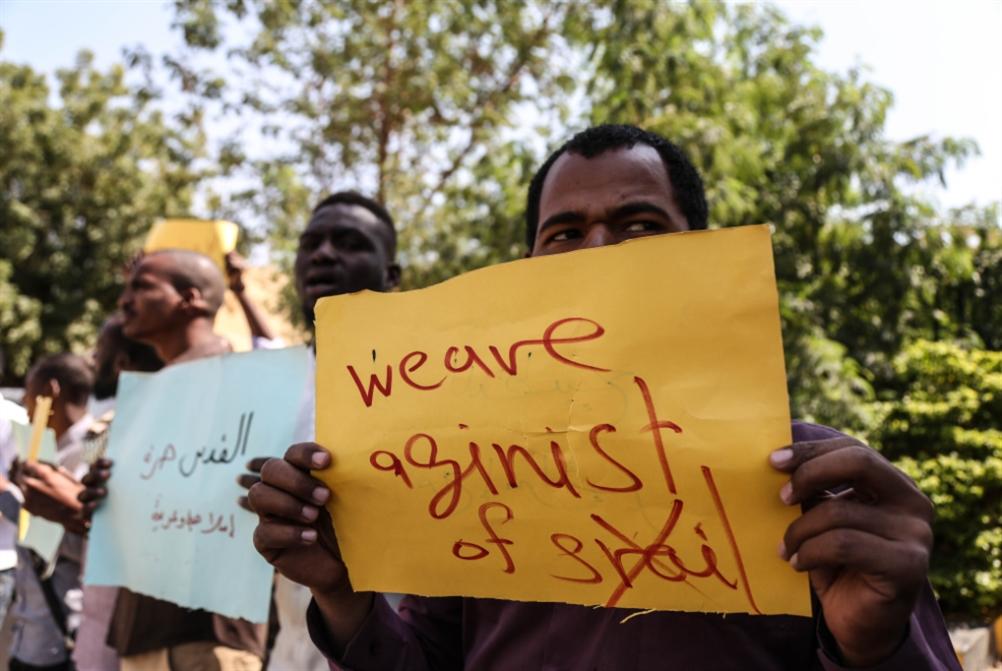 اكتمال القرن الأفريقي - الإسرائيلي: خدعة التطبيع  توقع بالسودان