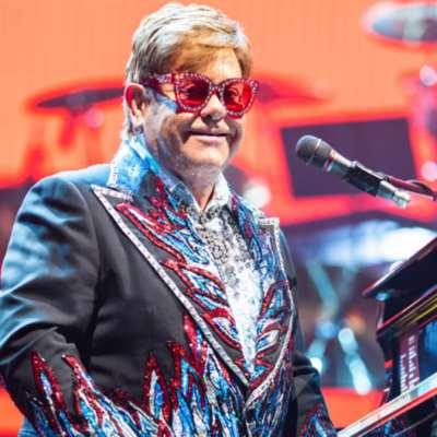 إلتون جون يوقف حفلة نيوزيلندية بسبب المرض