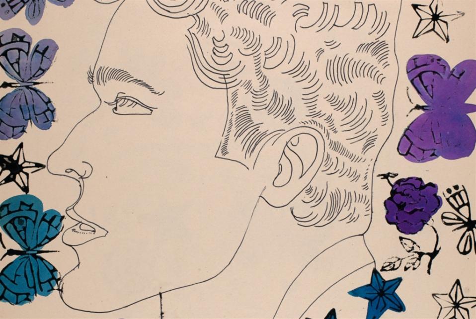 آندي وارهول: رسومات إيروتيكيّة مبكرة
