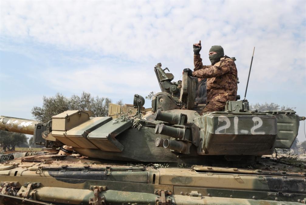تراجع تركيا والفصائل إلى عمق إدلب: انهيار خطوط دفاع «الريفَيْن»