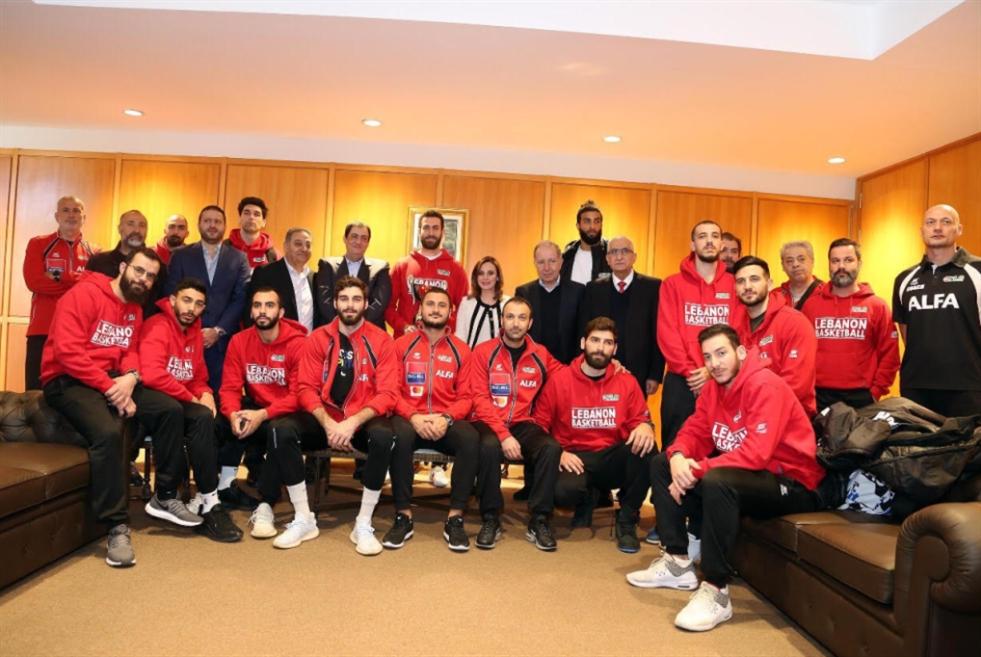 منتخب السلة يعود من الأردن بكأس الملك