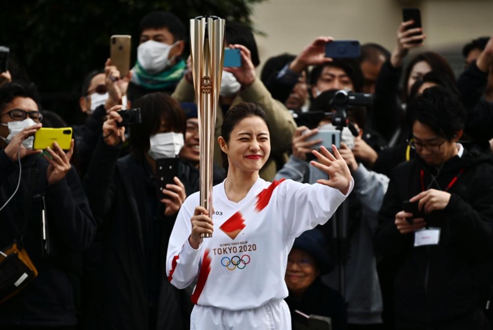 إلغاء سباق الهواة في ماراتون طوكيو