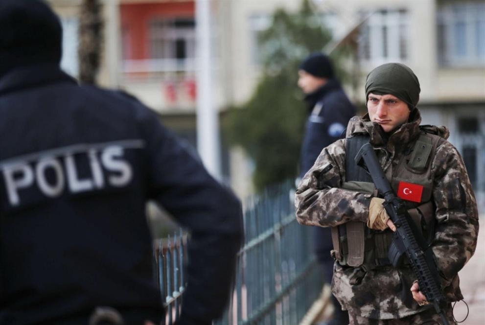 حملة اعتقالات جديدة في تركيا