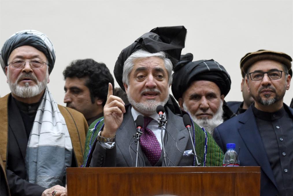 رئيسان وحكومتان في كابول؟