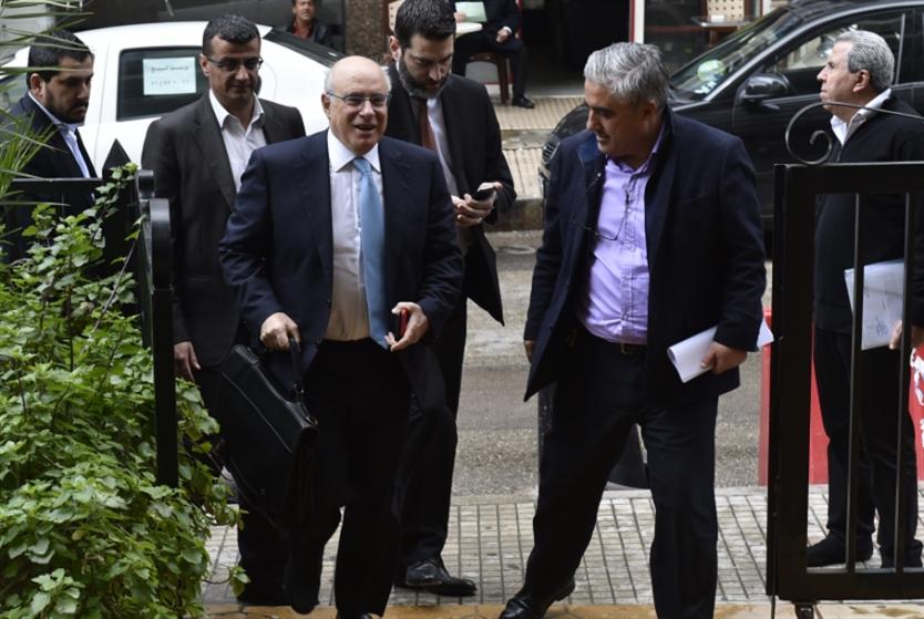 إعلان عدم السداد ينتظر اليوم الأخير | كميل أبو سليمان: محامي الدولة ودائنيها