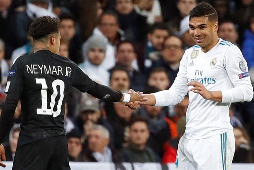 كاسيميرو يتمنّى انضمام نيمار إلى ريال مدريد وأتليتكو يكشف طبيعة إصابة لاعبه