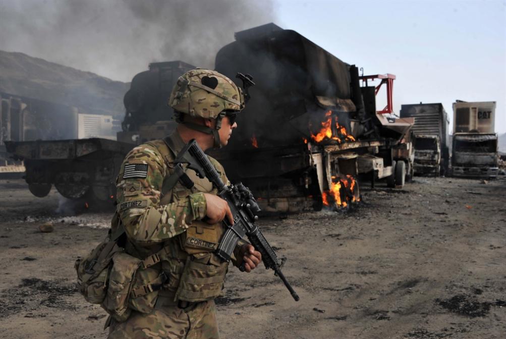 أسبوع «خفض العنف» في أفغانستان يبدأ غداً