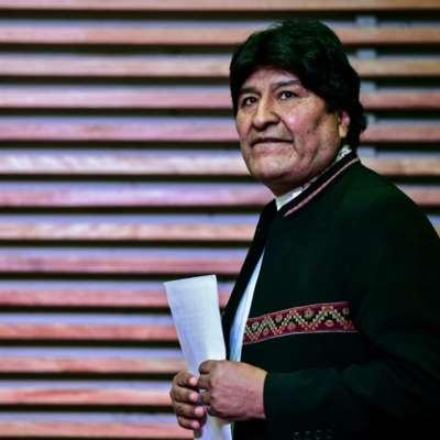 بوليفيا | المفوّضيّة الانتخابيّة تمنع موراليس من الترشّح لمجلس الشيوخ