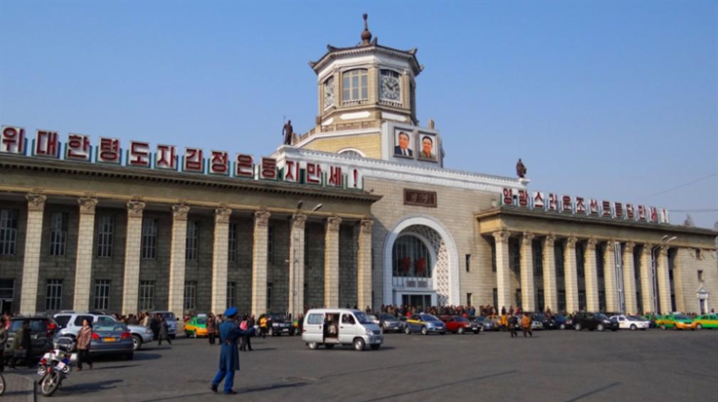 صورة إلغاء ماراثون في كوريا الشمالية