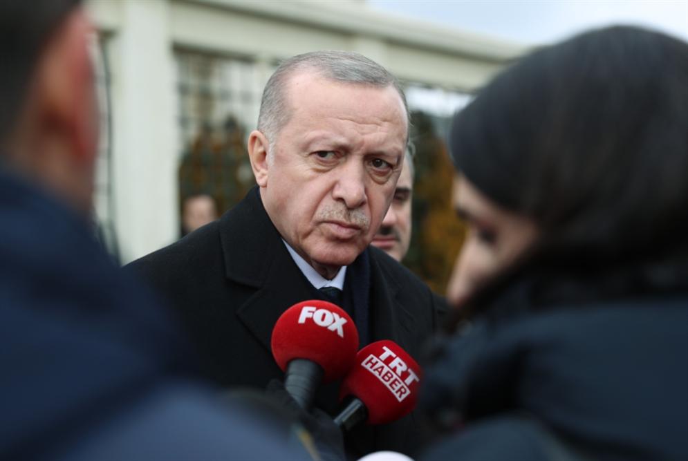 هل ينجرّ إردوغان إلى الفخّ الأميركي؟