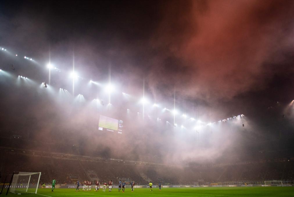 إرجاء مباريات في إيطاليا