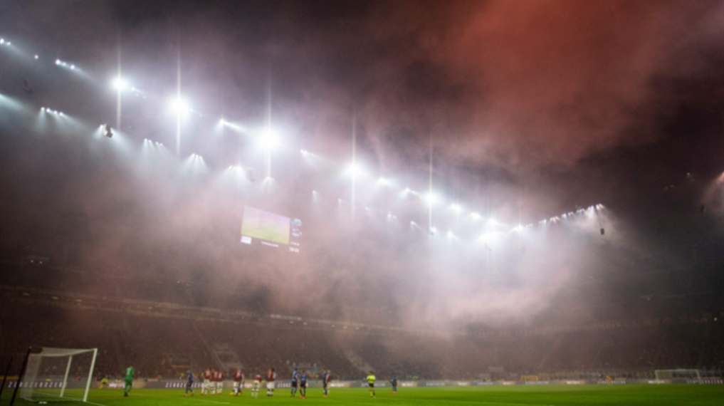 صورة إرجاء مباريات في إيطاليا